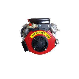 Weichai 디젤 엔진 22HP 공기는 수도 펌프를 위해 냉각했다
