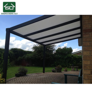 Sunshadeのための屋外のAluminum Terrace Roofing Cover System