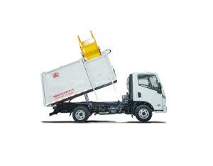 Caminhão de lixo para coleta de lixo com a capacidade do tanque 6.5L