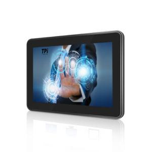 Monitor LCD HD de 10,1 polegadas com ecrã táctil com VGA, DVI, HDMI
