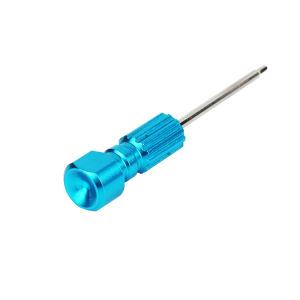 Отвертка для стоматолога, Anodizing обработка поверхности. Ассамблеи со стороны