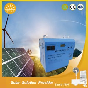 Kits de Système D'éclairage Solaire de Haute Qualité 300W pour la Maison