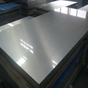 Placa de acero inoxidable precio por tonelada de materiales de construcción