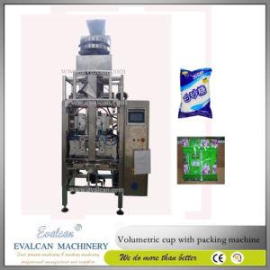 自動砂糖、塩の満ちるパッキング機械
