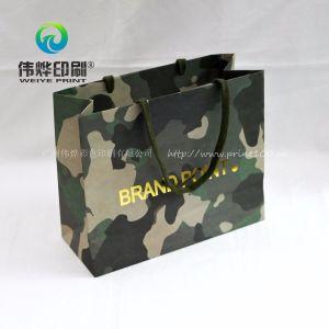 2017 Nouvelle conception de l'impression Fashion Style sac cadeau utilisé pour les cosmétiques / vêtement à l'emballage