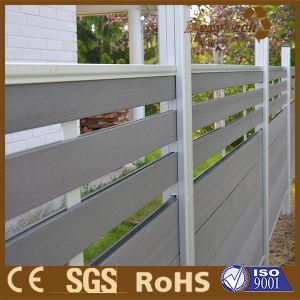 Hinterhof-Handschiene, dekorative Balustrade, Garten-Zaun mit UVwiderstand