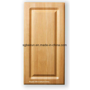 Конструкция вибрационного сита ПВХ пленки пленки для термопечати в MDF кухня двери распределительного шкафа