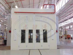 Wld - местоположение15000 Weilongda Ce погрузчик живописи и выпечки в сушильной камере