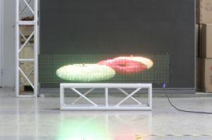 Painel de LED Mover mensagem Sinal LED P7.62