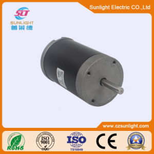 Motor de cepillo 24V DC Motor eléctrico para herramientas eléctricas