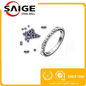 Producto de bloqueo de 1/8'' las bolas de acero inoxidable 316L