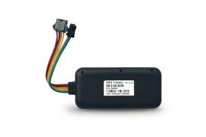 À prova de Mini Bateria Builtin Rastreador GPS GSM para aluguer de veículo motociclo
