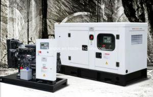 50kVA 40kw AVR elektrischer Generator für Schlachthaus