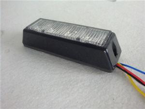 4W LED Gitter-Warnleuchte für Auto-Dekoration (SL6201-RW)