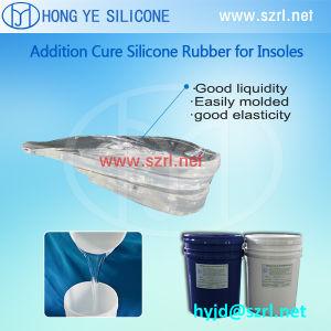 Rubber in twee delen van het Silicone van het 1:1 het Gemakkelijke Werkende voor het Maken van Binnenzolen