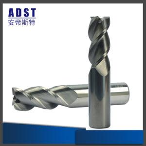 Buon utensile per il taglio di alluminio del laminatoio di estremità del carburo di tungsteno di durezza di prezzi