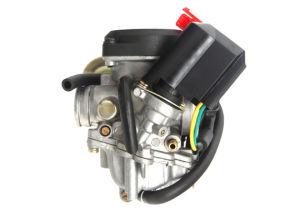 Gy6 50 4打撃モーター部品Gy6-60のキャブレターのキャブレター