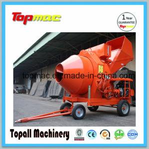 Concrete het Mengen zich van de zelf-daling Machine; Omkering die Mixer lost; Jzr350 gebruikte Draagbare Concrete Mixer