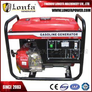 generatore manuale della benzina di 2.5kw 2.5kVA