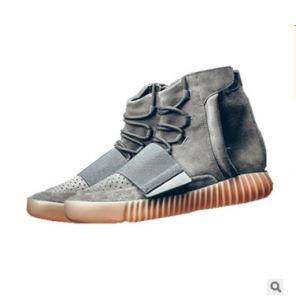 Nueva moda de cuero zapatos de los hombres de acción