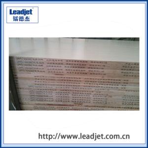 10~60mm Carácter grande caja de cartón de la impresora de inyección de tinta
