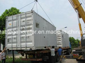 10-3250kVAスタンバイ(プライム記号)の開いたディーゼル(soundproof&containerized)発電機