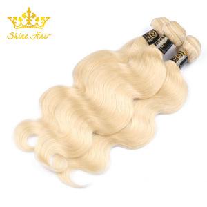 100 % vierge de l'homme de poils en 1b/613#Corps Cheveux blonds offres d'onde