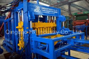 Macchina per fabbricare i mattoni di collegamento vuota concreta della cenere volatile del blocco Qt6-15