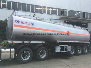 半55cbmオイルタンクのトレーラーの頑丈な燃料のタンク車への3つの車軸40