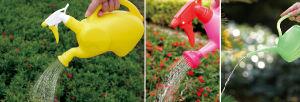 Пластмассовый сосуд в саду домашних хозяйств в саду Лейку (SX-605(PE))