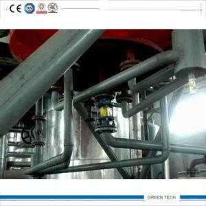 40 toneladas de residuos de destilación de maquinaria de reciclaje de aceite del motor de 24horas sin interrupciones