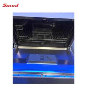 6-15 전자 자동적인 싱크대 접지 닦은 기계가 세트에 의하여 사용 집으로 돌아온다