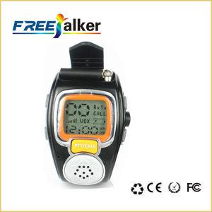 Freetalker Watch Walkie Talkie、Rangeの6kmまでのための卸し売りPrice