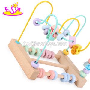 2018 Nouvelle arrivée tôt les jouets pour bébés en bois pour le développement W11b193