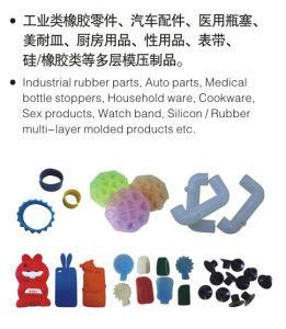 격판덮개 유압 압박은 만들기를 위해 디자인했다 실리콘고무 제품 (KS150H)를