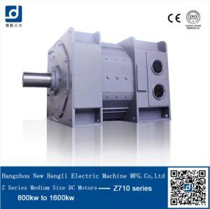 Eléctrico Z 220V-660V 1800kw 500rpm del motor de CC