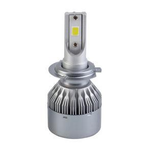 ISOのセリウムのRoHSによって証明されるハイ・ロービームH4自動LEDヘッドライト