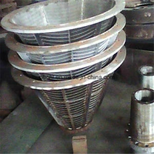 Ononderbroken centrifugeer Ontwaterende Machine/de Machine van de Dehydratie van de Mijnbouw