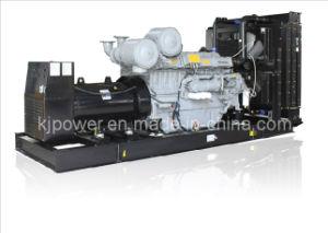 200kVA diesel die Generators door Perkins Engine worden aangedreven