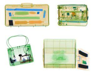 空港のためのX線の手荷物のスキャンナーの機密保護の点検探知器