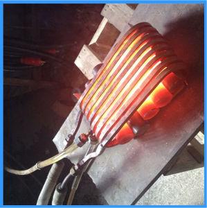 ステンレス鋼の誘導の金属の鍛造材機械(JLZ-110KW)