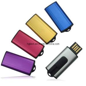 2014台のペンの駆動機構によってカスタマイズされる旋回装置の金属USBのフラッシュ駆動機構(HBU-039)