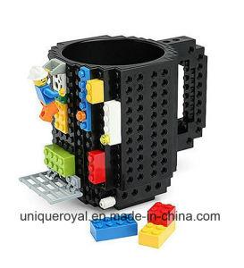DIY Legoのブロックのコーヒーカップ