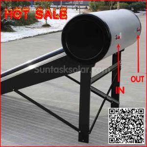 ProjectのためのHeat PipeのSuntask Vacuum Tubes Solar Water Heater