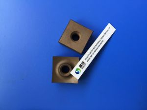 Meuleuse en plastique des blocs de Shredder 40 X 40 X25 mm