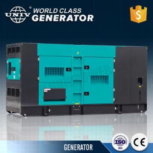 Piccolo generatore diesel raffreddato ad acqua dell'invertitore del motore diesel silenzioso del generatore