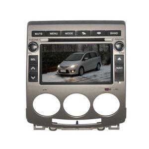 LÄRM Auto-DVD-Spieler Mazda-5 doppelter mit GPS, Radio, Bluetooth, Fernsehapparat (Z-2985)