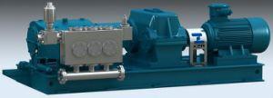 serie 3ZZ di pompa ad alta pressione scambiantesi Triplex