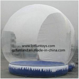 Decoración de Navidad - Publicidad inflable derechos Snow Globe