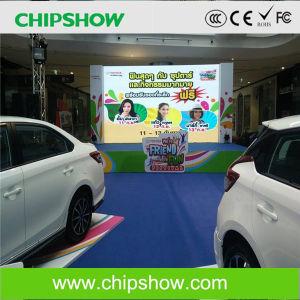 Chipshow Shenzhen barato P4 Tela LED de cores RGB de carro